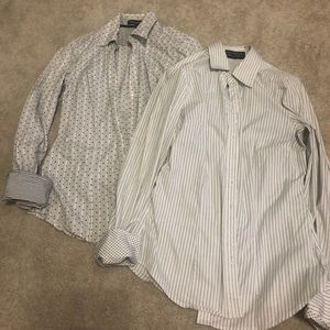 Ladies dress shirt bundle
